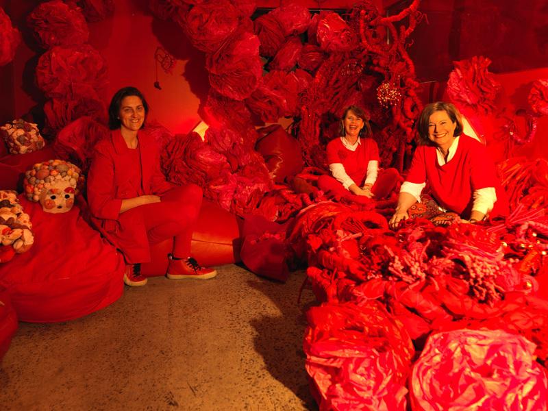 RED ROOM - HIROMI HOTEL - Hiromi Tango