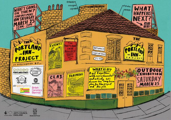 The Portland Inn Project - rebecca davies